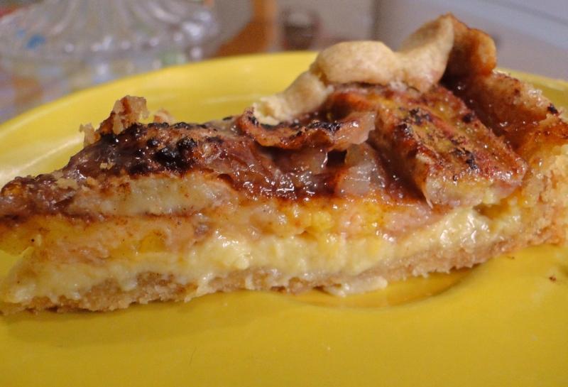 Torta de banana – Mais fácil impossível