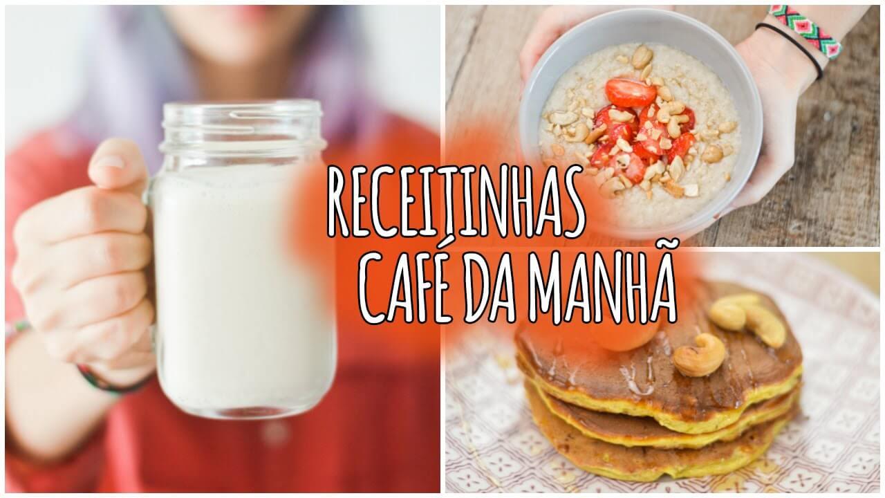 5 Receitas Fáceis Para o Café Da Manhã