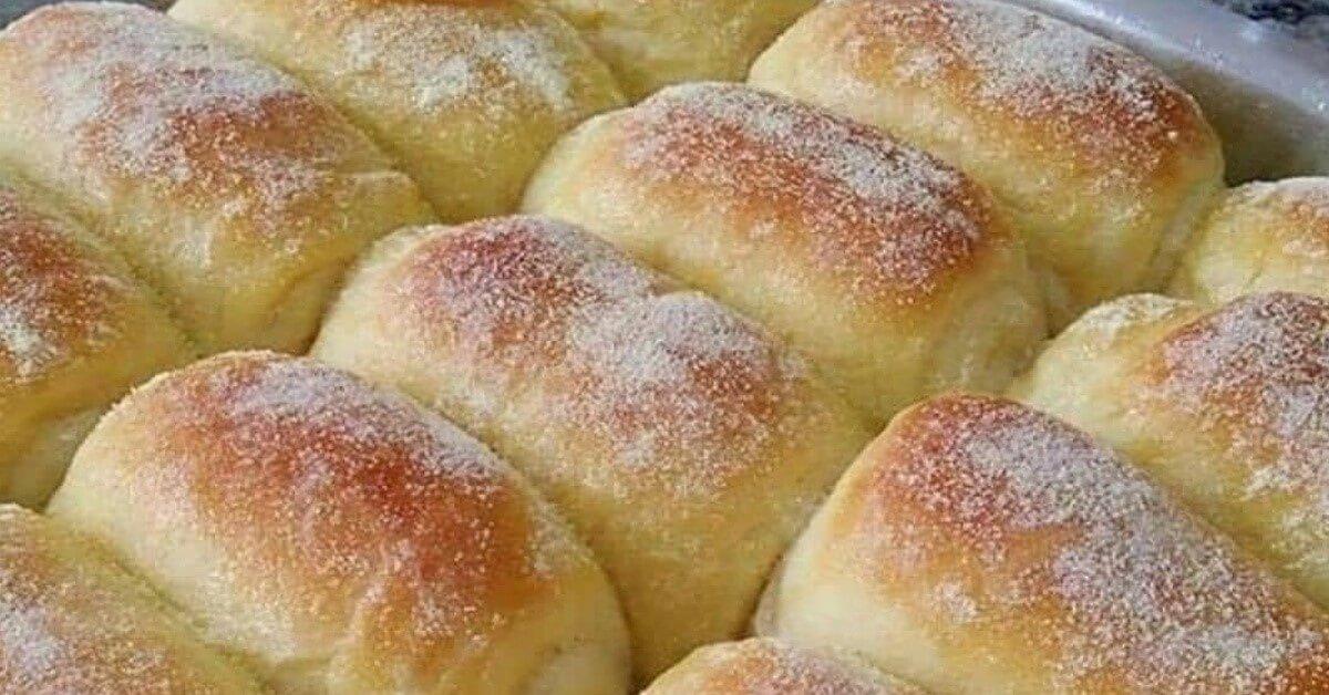 Receita de Pãozinho De Milho, Fofinho e Delicioso – Sua Família Vai Amar Essa Receita