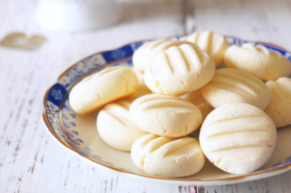 Biscoito Amanteigado Crocante Com Apenas 3 Ingredientes – É Muito Fácil De Fazer