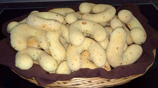Receita de Biscoito de Queijo Tradicional – Fica Pronto Em 20 Minutos
