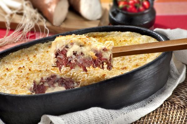 Escondidinho de carne seca – Deixe seu Crush encantado com seus dotes culinários