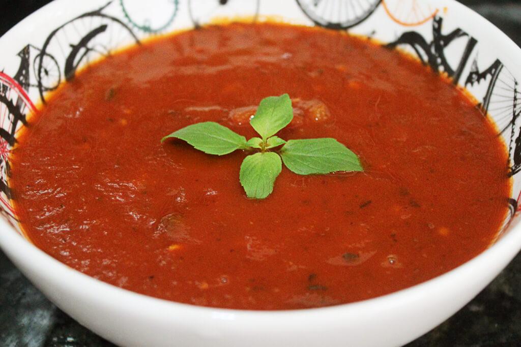Aprenda a Fazer Molho De Tomate Caseiro e Saudável  (Passo a Passo)
