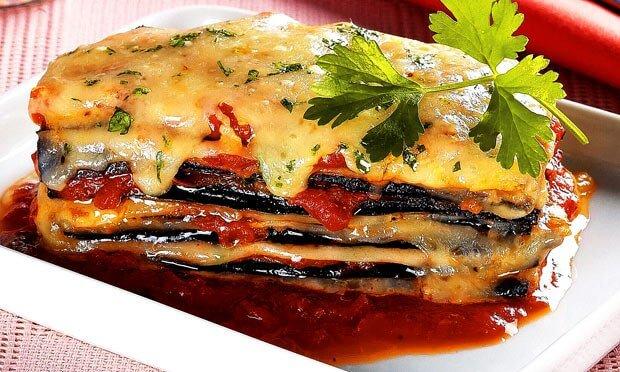 Lasanha De Berinjela – Uma Receita Simples, Prática e Deliciosa – Faça  e Experimente