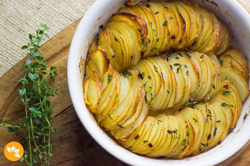 Receitas Fáceis Com Batata: 5 Pratos Deliciosos Para Fazer Hoje Mesmo!