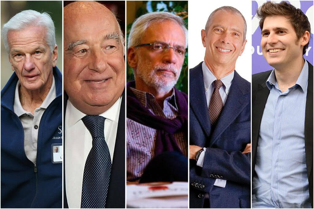 Descubra quem são os 5 brasileiros mais ricos com fortuna maior do que é possível imaginar