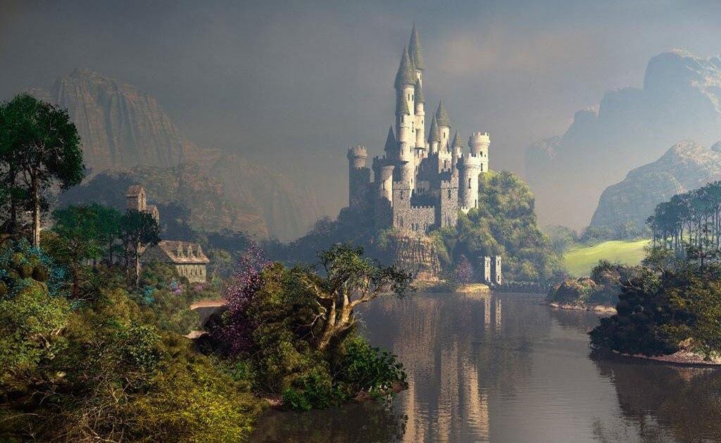 7 Castelos Medievais Ao Redor Do Mundo Que Parecem Ter Saído De Conto De Fadas – O #4 é o Meu Preferido