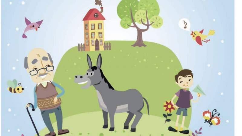 Parábola do Avô, o Neto e o Burro – Uma Reflexão Que Irá Mudar Sua Maneira De Ver a Vida