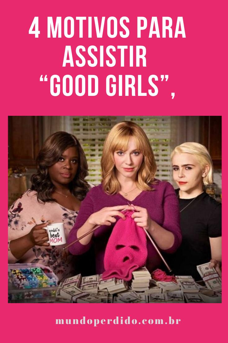 """4 Motivos Para Assistir """"Good Girls"""", a Série Feminista Inspirada Em """"Breaking Bad"""""""
