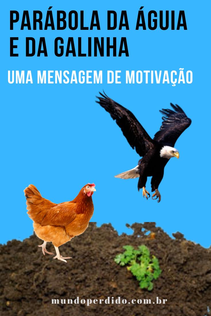 Parábola da Águia e da Galinha – Uma Mensagem De Motivação