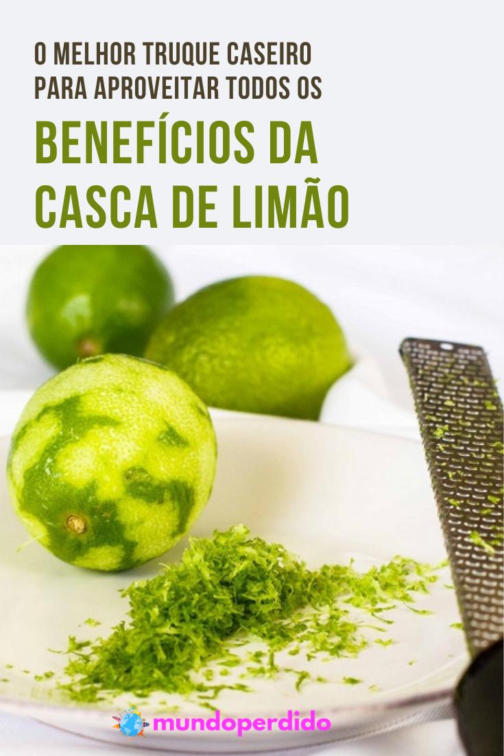O melhor truque caseiro para aproveitar todos os benefícios da casca de limão