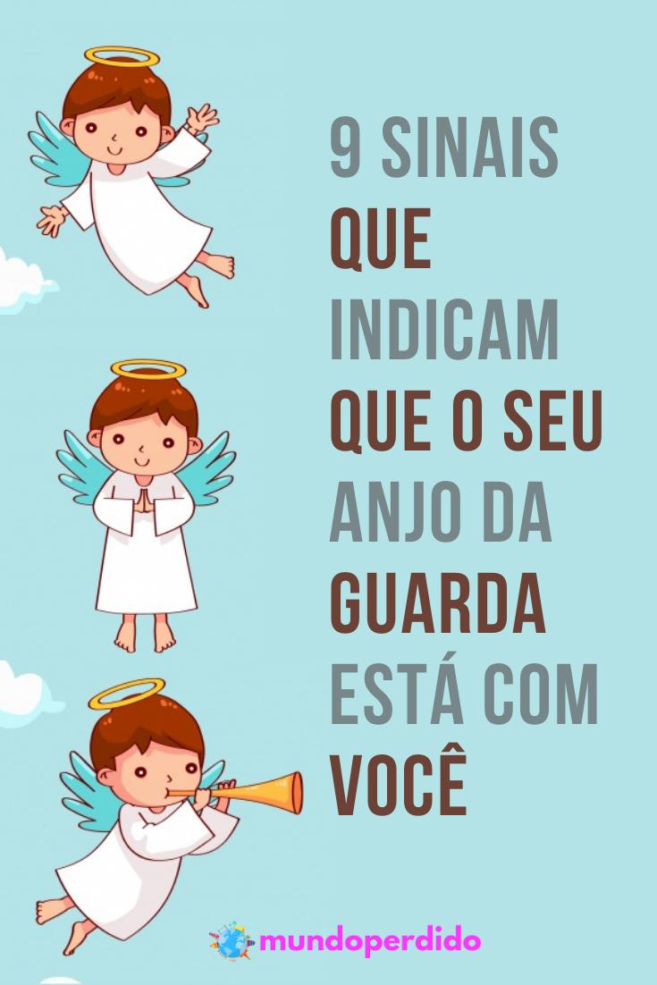 9 Sinais que indicam que o seu anjo da guarda está com você
