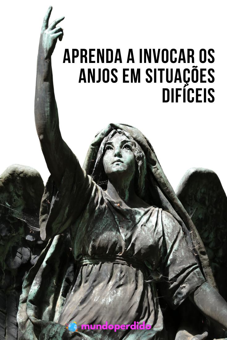 Aprenda a invocar os anjos em situações difíceis