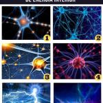 Escolha uma imagem energética: Sua escolha revelará seu nível de energia interior