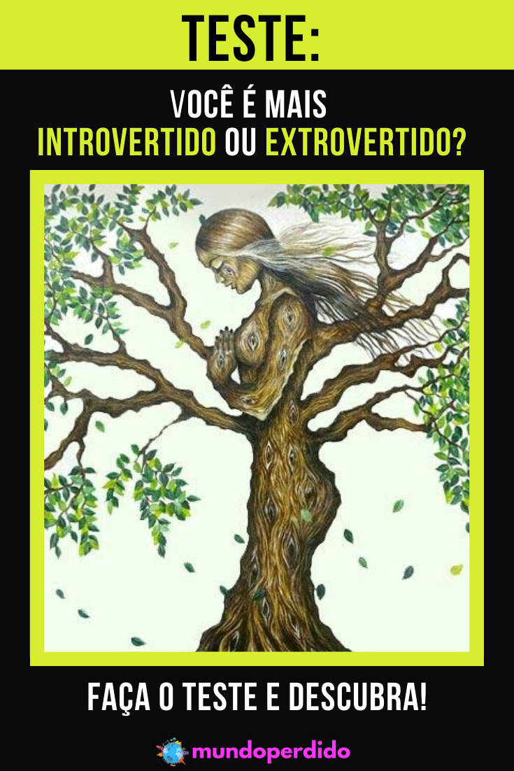 Teste: Você é mais introvertido ou extrovertido? 😎 Faça o teste e descubra!